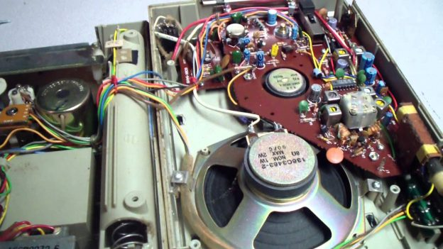 Repair an AM/FM Radio